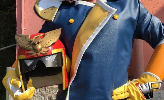 captain falcon cosplay
