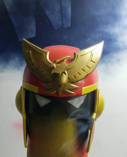 captain falcon helmet