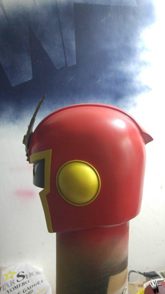 captain falcon helmet