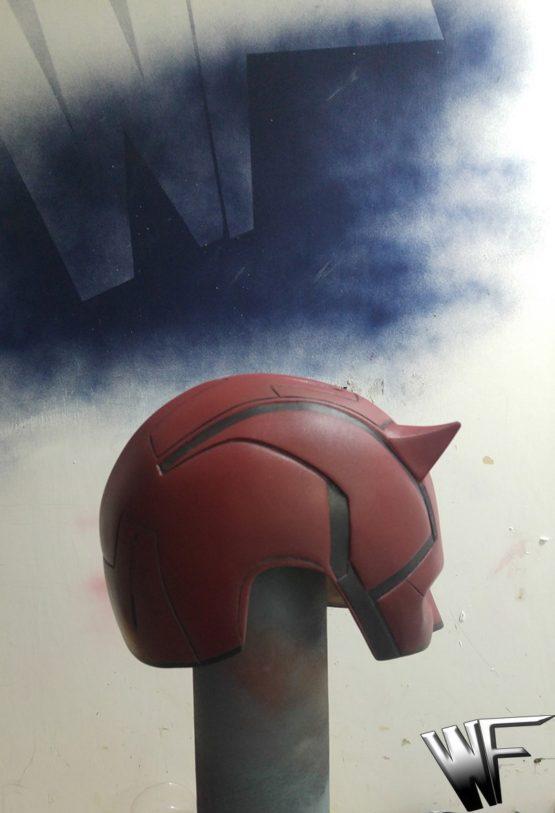 daredevil helmet cosplay