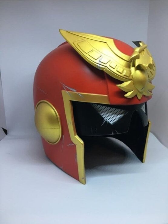 captain falcon fast zero cosplay props shoulder pouldron and shin guards