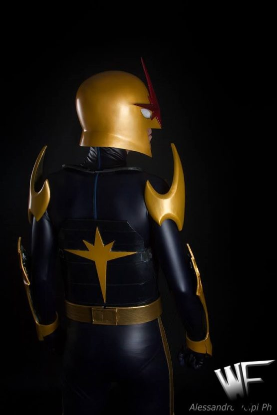 nova costume complete with armor in eva foam