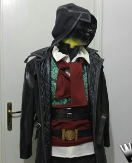 Assassin's creed cosplay costume, with Eve frye and jacob frye brothers characther. Ubisoft ,