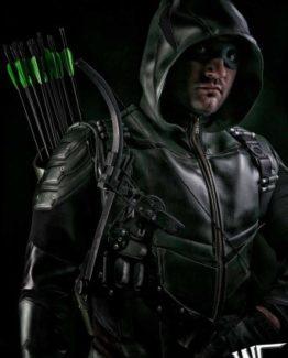 Grenn arrow costume cosplay