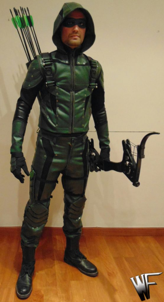 Grenn arrow costume cosplay