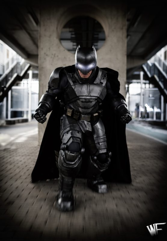 man in the shadow baattle armor