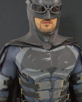 batman jla tactical armor cosplay
