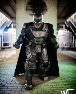 batman armor dawn of justice cosplay