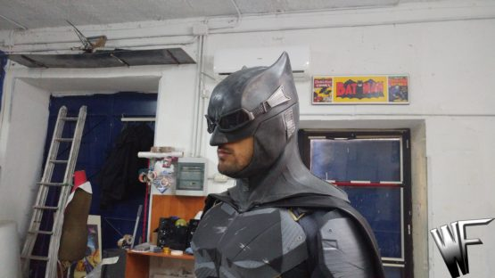 batman jla tactical armor cosplay