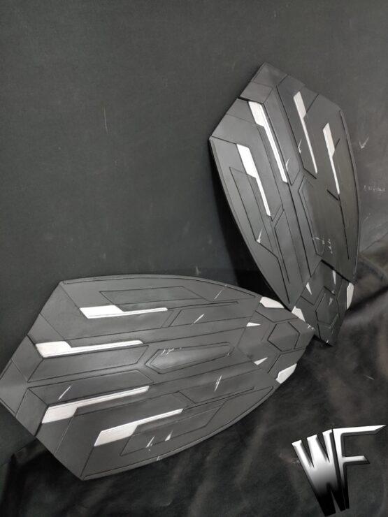Captain Wakanda shields cosplay inspired