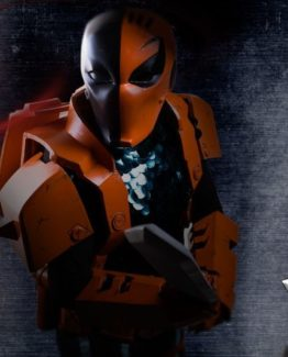 Deathstroke cosplay costume armor