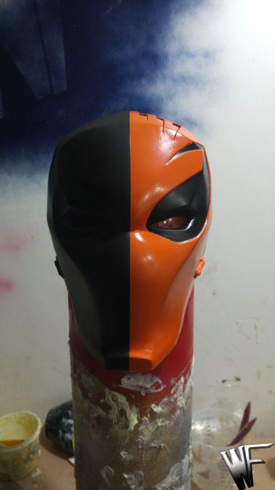 Deathstroke cosplay costume armor
