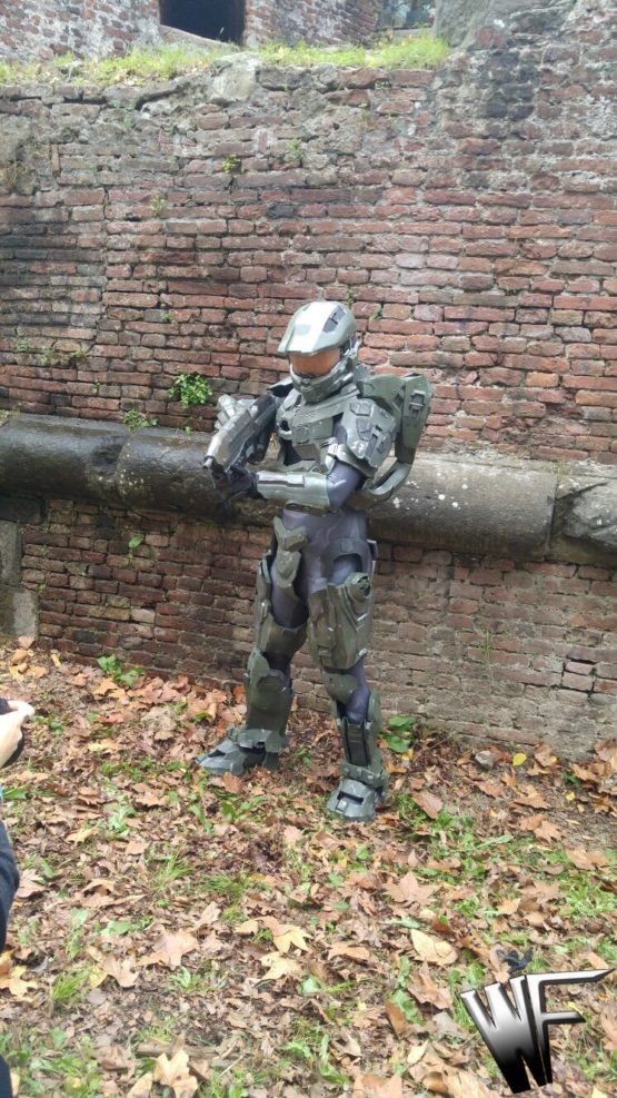 HALO costume cosplay