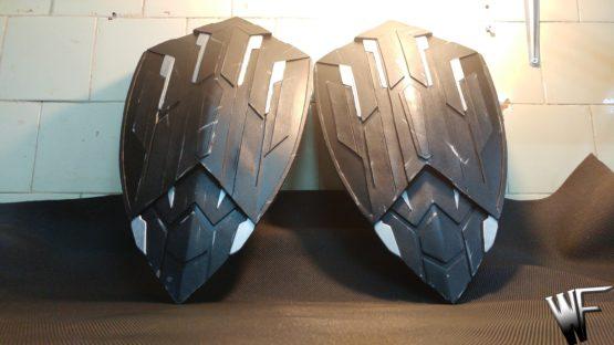 Wakanda shields