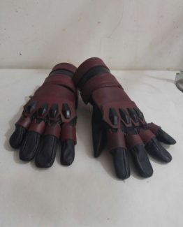 daredevil gloves cosplay netflix serie tv