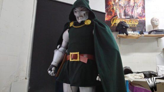 dr doom cosplay