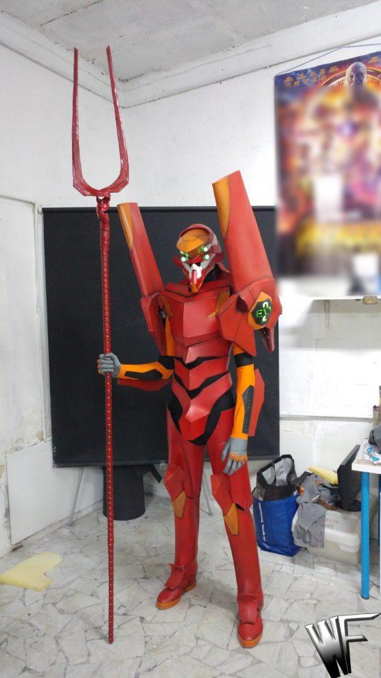 evangelion cosplay