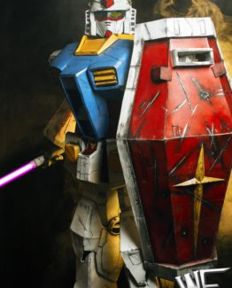 the gundam cosplay robot costume