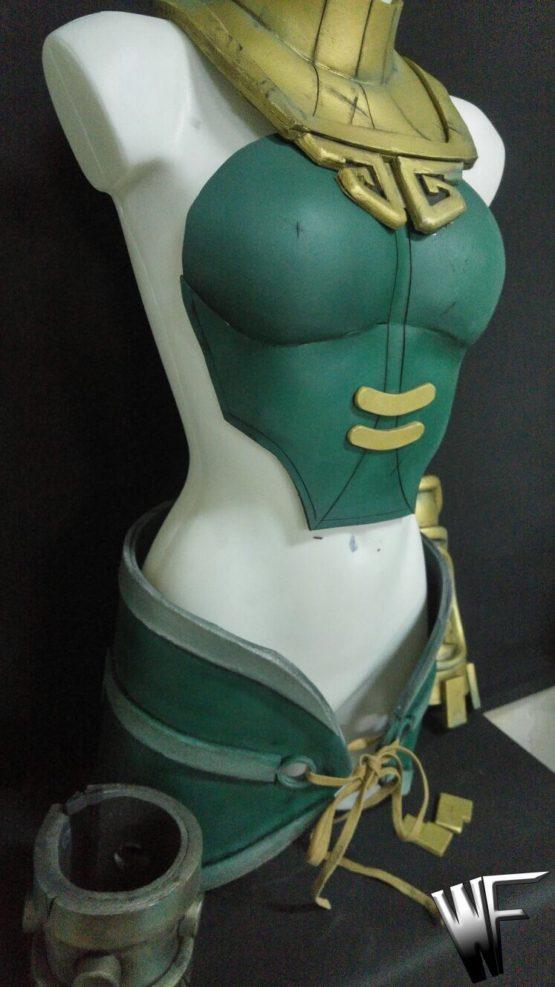 illaoi cosplay