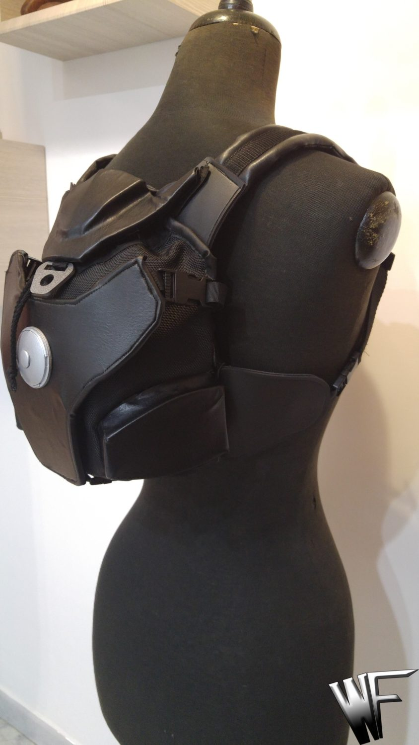 lara croft backpack cosplay