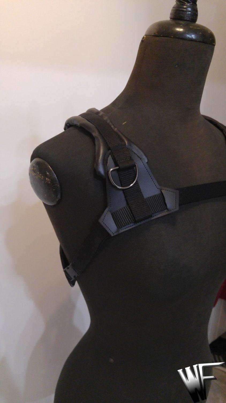 lara croft backpack cosplay