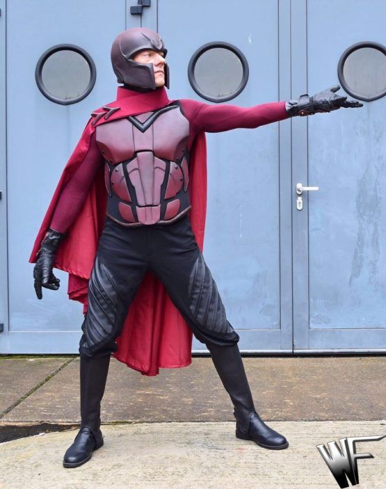magneto cosplay
