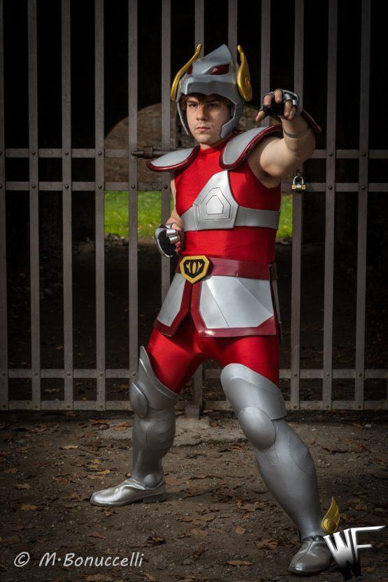 pegasus saint seiya armor costume