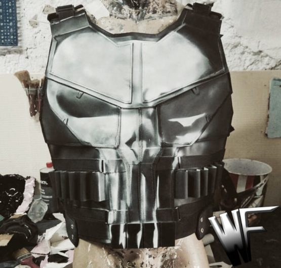 punisher vest