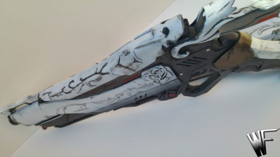 reaper guns overwatch cosplay