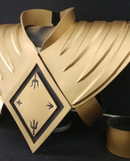 Power ranger cosplay dragon shield