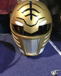 Power ranger cosplay helmet