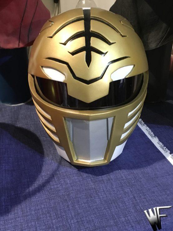 Power ranger cosplay helmet