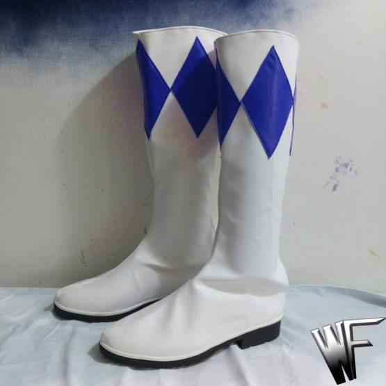Power ranger cosplay boots