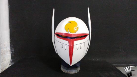 Tekkaman cosplay helmet