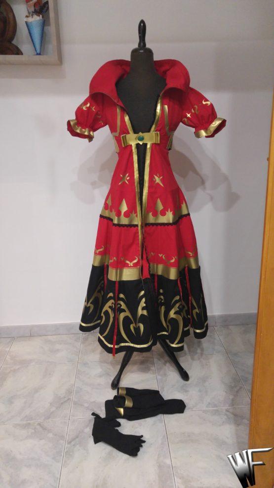 elza brave frontier cosplay costume