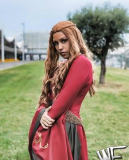 cersei trono di spade cosplay game of thrones