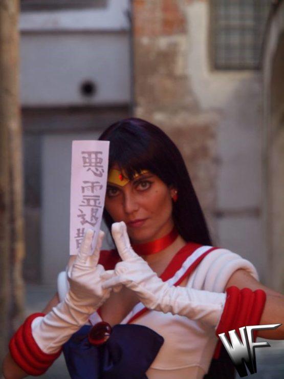 sailor mars costume cosplay