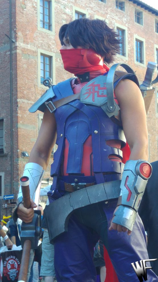 strider cosplay costume