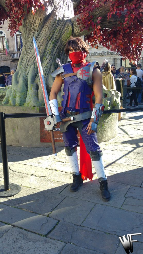 strider cosplay costume