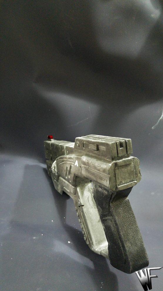 mass effect m3 predator gun cosplay weapon