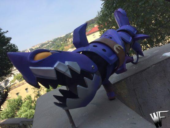 weapon fishbones armor jinx league of legend