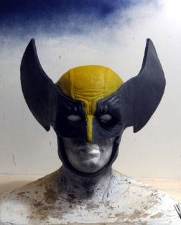 wolverine mask cosplay
