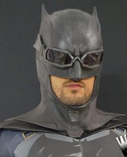 batman masck and goggles tactical version cosplay
