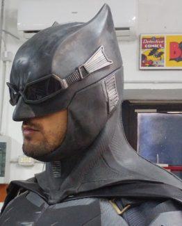 batman masck and goggles tactical version cosplay