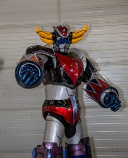 Goldrake cosplay costume robottone armor cosplay