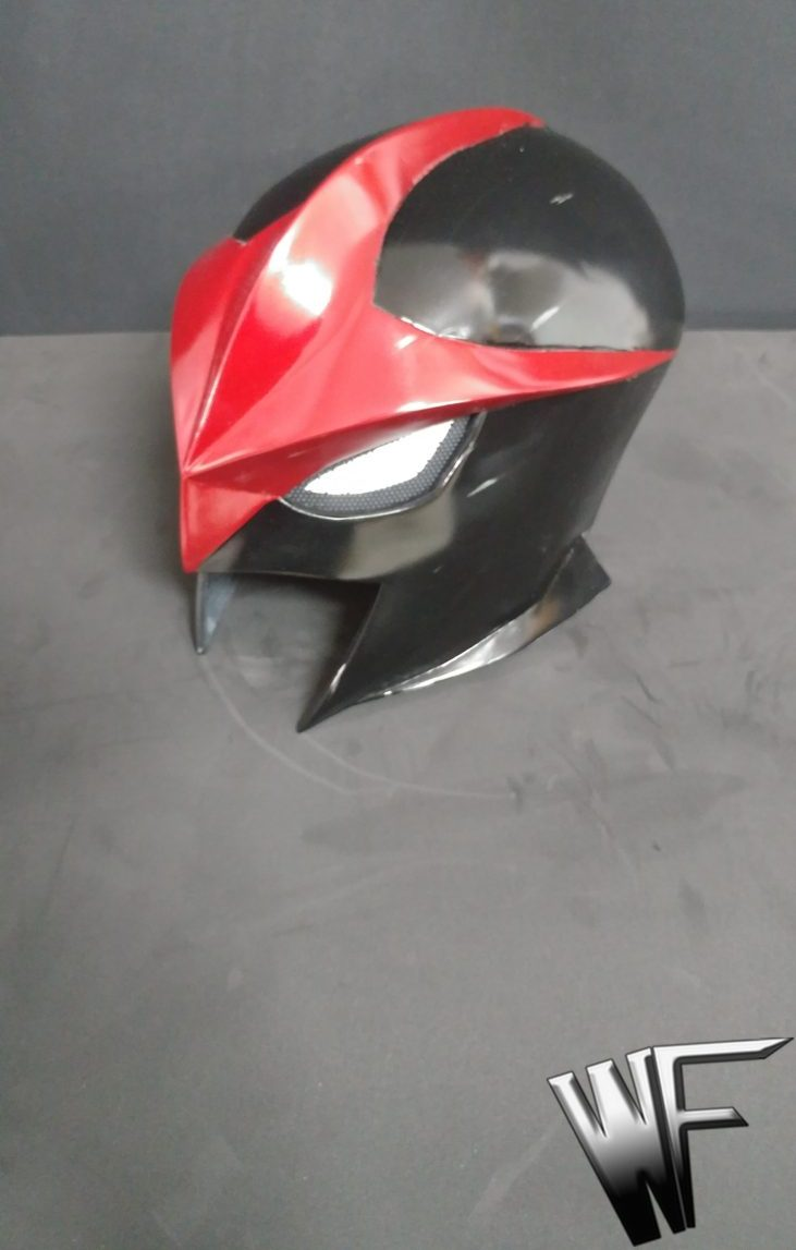kid nova cosplay helmet
