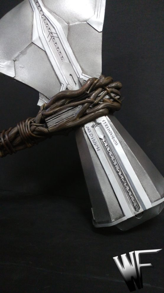 stormbreaker cosplay thor weapon