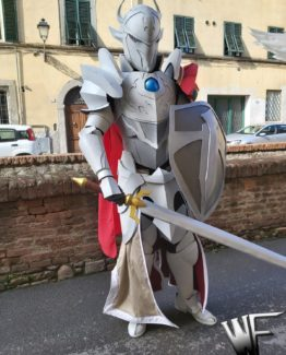 touch me cosplay from overlord anime cosplay