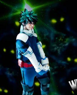 Deku Izuku Midoriya costume cosplay inspired