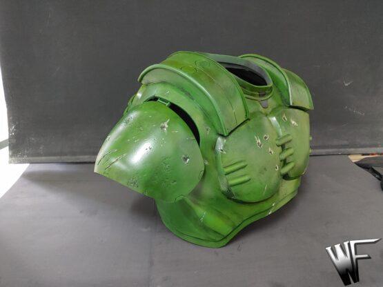 doomguy doom marine doom slayer cosplay armor